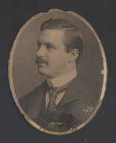 Image of John William Shaffer (OMU 1898)
