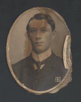 Image of Charles William Shaw (OMU 1898)