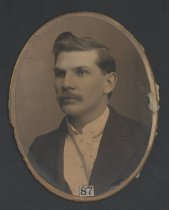 Image of Daniel Webster Shumaker (OMU 1898)