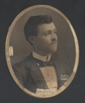 Image of Jay Stiles (OMU 1898)