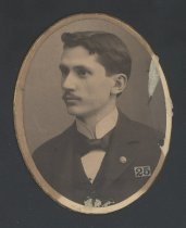 Image of Arthur Volney Stoughton (OMU 1898)