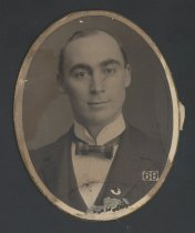 Image of Joseph Lonzo Wicks (OMU 1898)