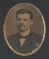 Image of George Alvin Wright (OMU 1898)