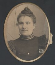 Image of Bertha Emma Zahm (OMU 1898)