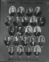 Image of OMU Dental Faculty 1900-1901