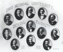 Image of OMU Dental Faculty 1896