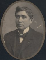 Image of John Willcheur Barnes (OMU Faculty 1901)