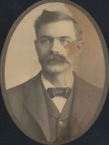 Image of William Laurens Dick (OMU Faculty 1901)