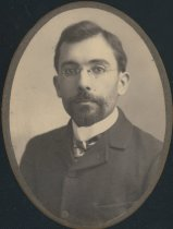 Image of Carl Lewis Spohr (OMU Faculty 1901)