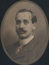 Image of Clovis Marion Taylor (OMU Faculty 1901)