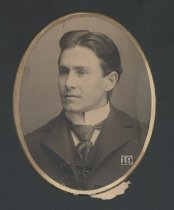 Image of John Clinton Archer (OMU 1898)