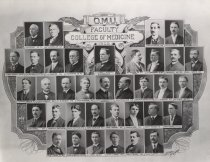 Image of OMU Faculty 1906