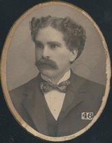 Image of J. E. Berry (SMC 1898)