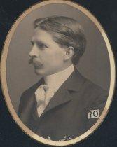 Image of C. W. Evans (SMC 1898)
