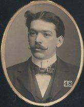 Image of O. H. Evans (SMC 1898)
