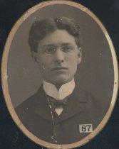 Image of J. W. McKinney (SMC 1898)