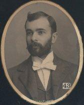 Image of O. H. Nihart (SMC 1898)
