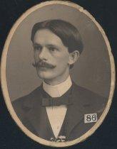 Image of Merton A. Probert (SMC 1898)