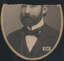 Image of H. W. Shaw (SMC 1898)