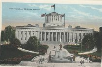 Image of State Capital and McKinley Memorial
