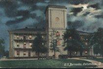 Image of U. S. Barracks