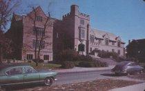 Image of Pomrene Hall