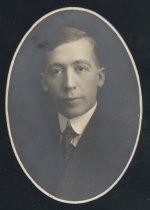 Image of Arthur Frederick Hagedorn (OSU 1918)