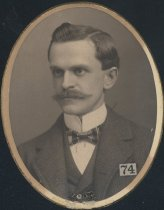 Image of H. C. Valentine (SMC 1898)