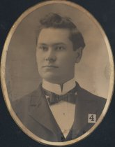 Image of A. A. Wikoff (SMC 1898)