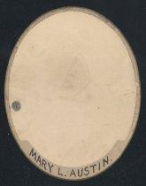 Image of Mary L. Austin (SMC 1904)
