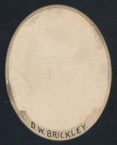 Image of D. W. Brickley (SMC 1904)