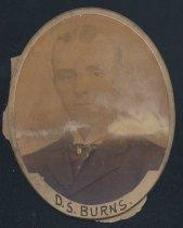 Image of D. S. Burns (SMC 1904)
