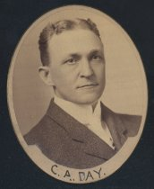 Image of C. A. Day (SMC 1904)
