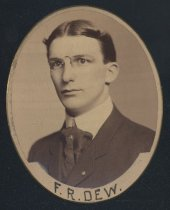 Image of F. R. Dew (SMC 1904)