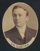 Image of J. H. Duncan (SMC 1904)