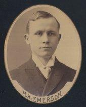 Image of H. H. Emerson (SMC 1904)