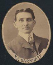 Image of R. E. Garnhart (SMC 1904)