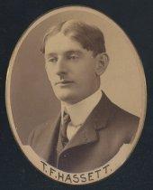 Image of T. F. Hassett (SMC 1904)