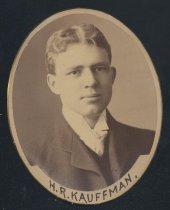 Image of H. R. Kauffman (SMC 1904)