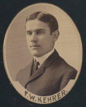 Image of F. W. Kehrer (SMC 1904)