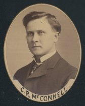 Image of C. R. McConnell (SMC 1904)