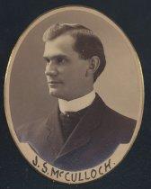 Image of J. S. McCulloch (SMC 1904)