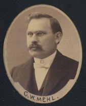 Image of G. W. Mehl (SMC 1904)