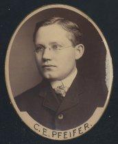 Image of C. E. Pfeifer (SMC 1904)