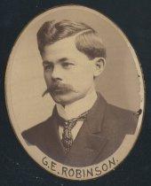 Image of G. E. Robinson (SMC 1904)