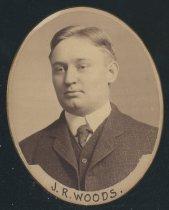 Image of J. R. Woods (SMC 1904)