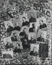 Image of SMC Faculty 1888-1889