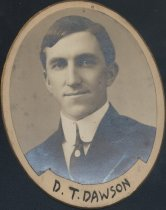 Image of Dudley Theo Dawson (SOMC 1910)