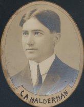 Image of Charles Austin Halderman (SOMC 1910)