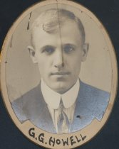 Image of Glen Gordon Howell (SOMC 1910)